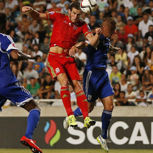 Cyprus 0-1 Wales